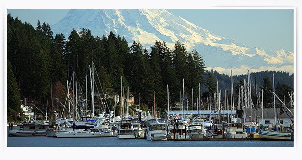 Gig Harbor Near Seattle