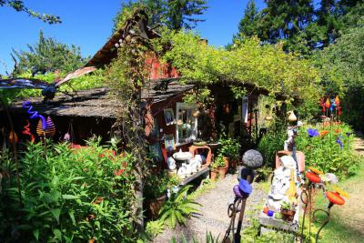 Pottery on Orcas Island