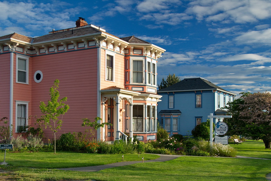 Unique Bed And Breakfast Washington State