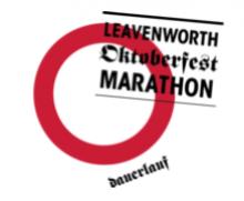 Oktoberfest Marathon - Half Marathon Leavenworth WA
