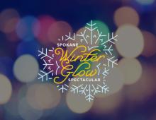 Spokane Winter Glow