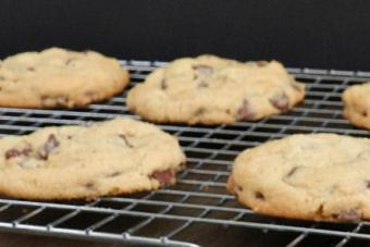 Egg Free Chocolate Chip Cookie