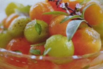 Light Fruit Sauce