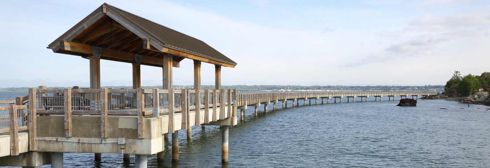Bellingham waterfront