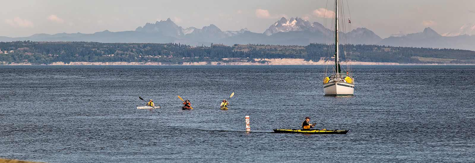 Historic Puget Sound access
