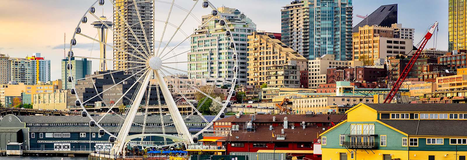 Seattle Waterfront Wheel